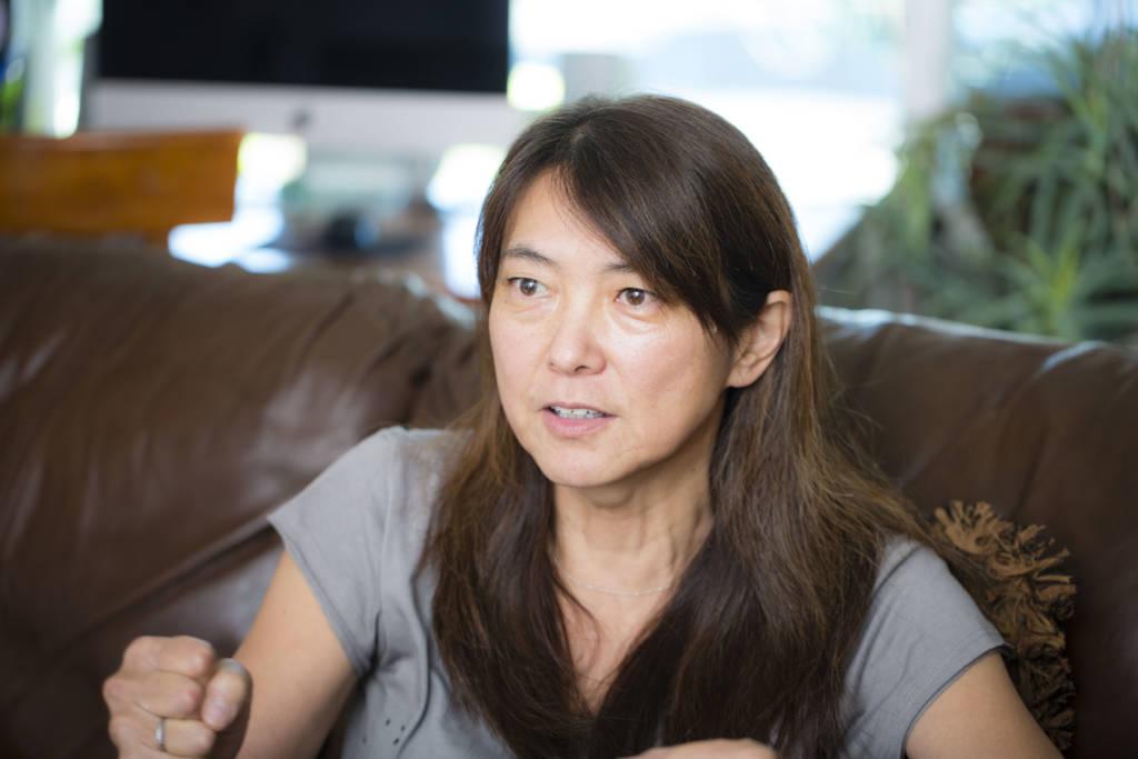 映画づくりを夢見て単身渡米。携わった作品がアカデミー賞受賞作品に。 横山智佐子氏